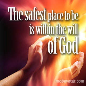You Can Trust God's Will