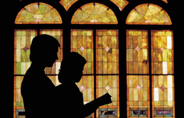 Must I Attend My Spouse's Church?