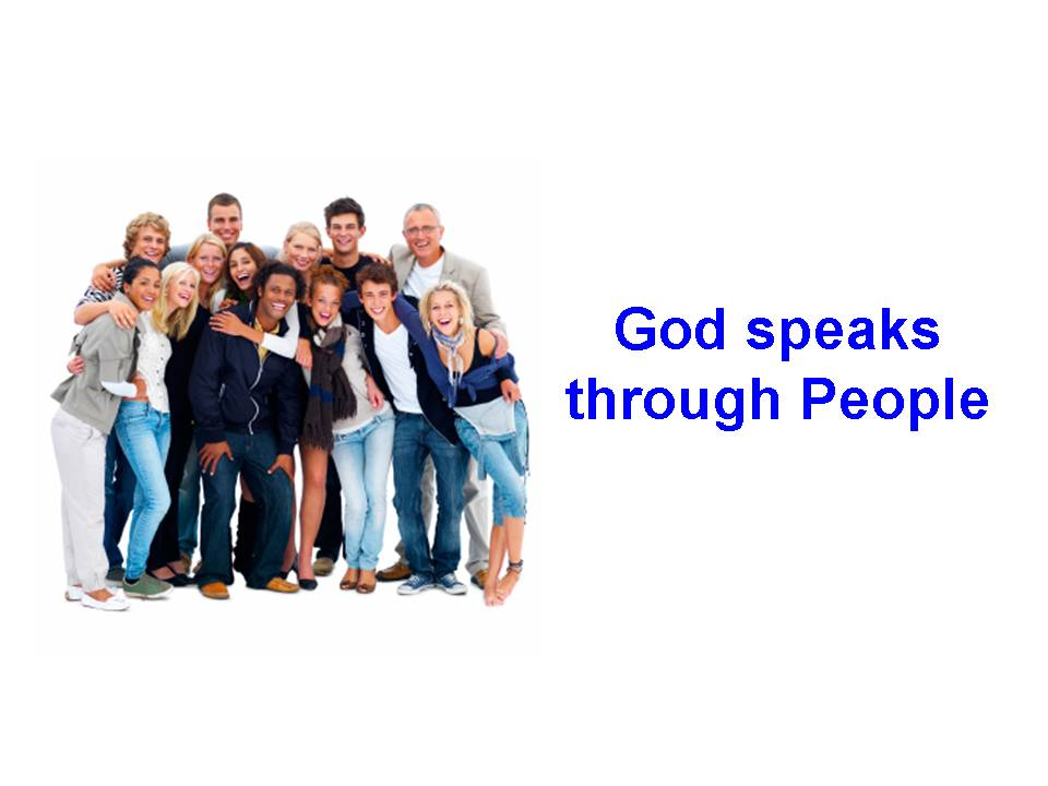 Respect God's Voice In Other People
