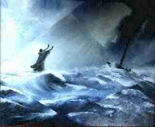 Ask Donnell - How Do I Hear God In A Storm?