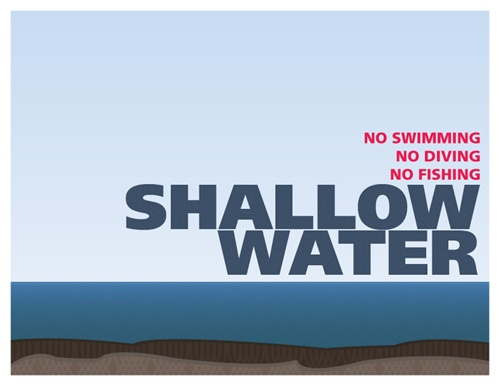 Stop Fishing In The Shallow