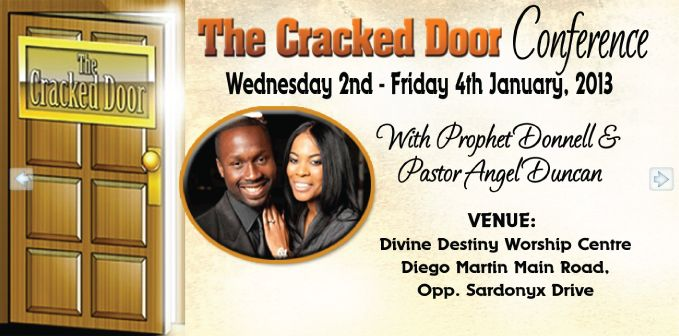 The Cracked Door Conference 2013