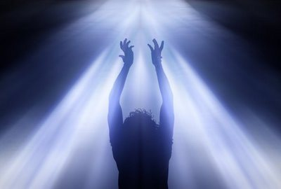 Receive The Comfort Of The Holy Ghost