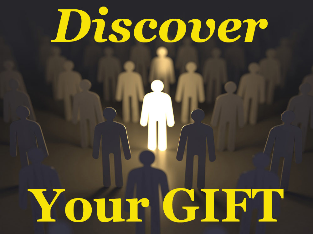 Ask Donnell - How Do I Know Where I'm Gifted?