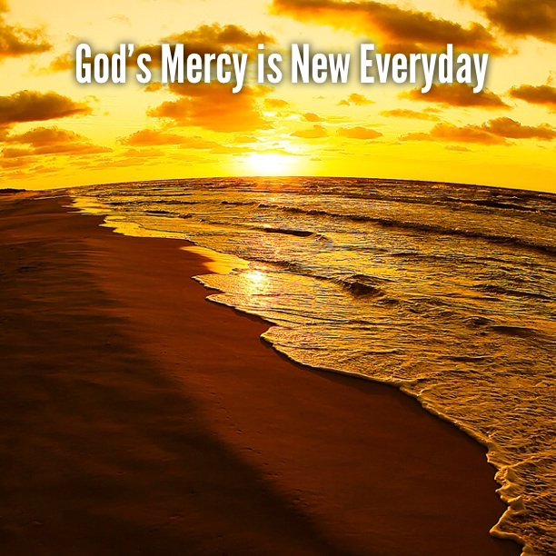 God's Mercy Extends For Generations