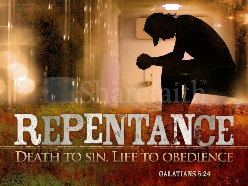 Questioning God's Mercy? - Understand True Repentance