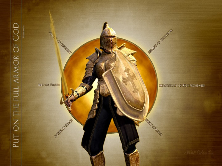 Armor Of God Background Marcpous