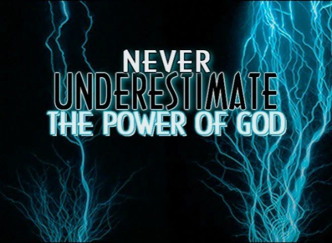 """""""Dynamis"""" - The Power of God For Miracles"""