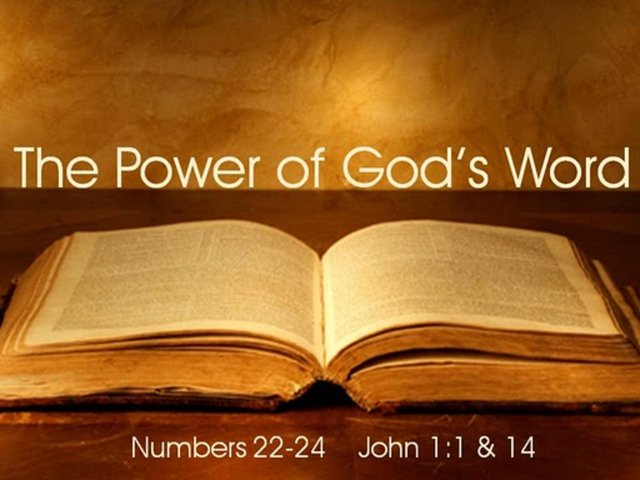 Energēs - The Power Of God's Word