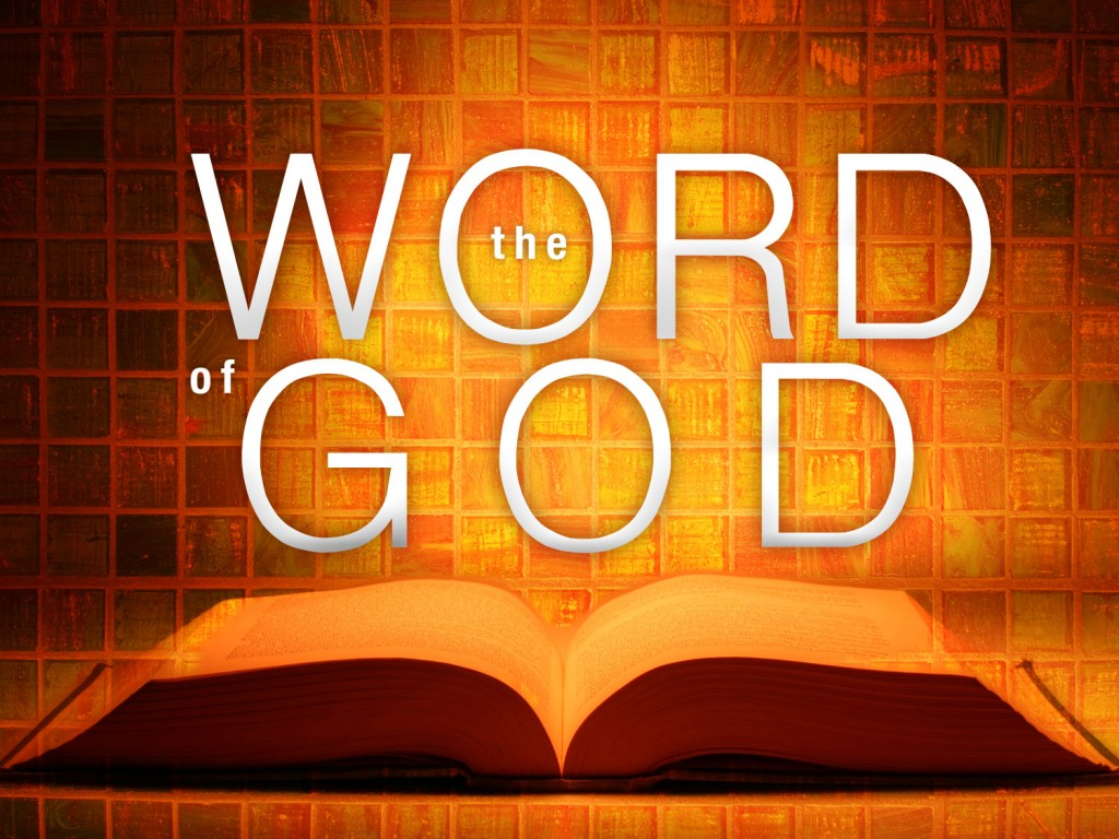 The Word of God Is Seed