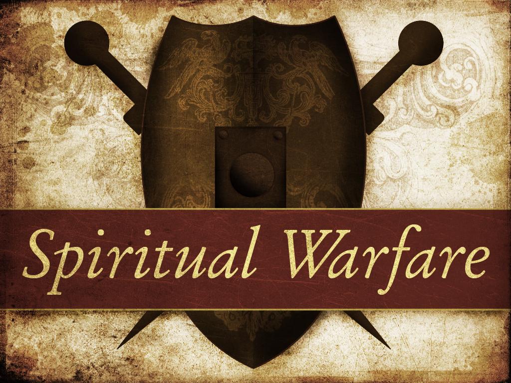 Undercover Spiritual Warfare