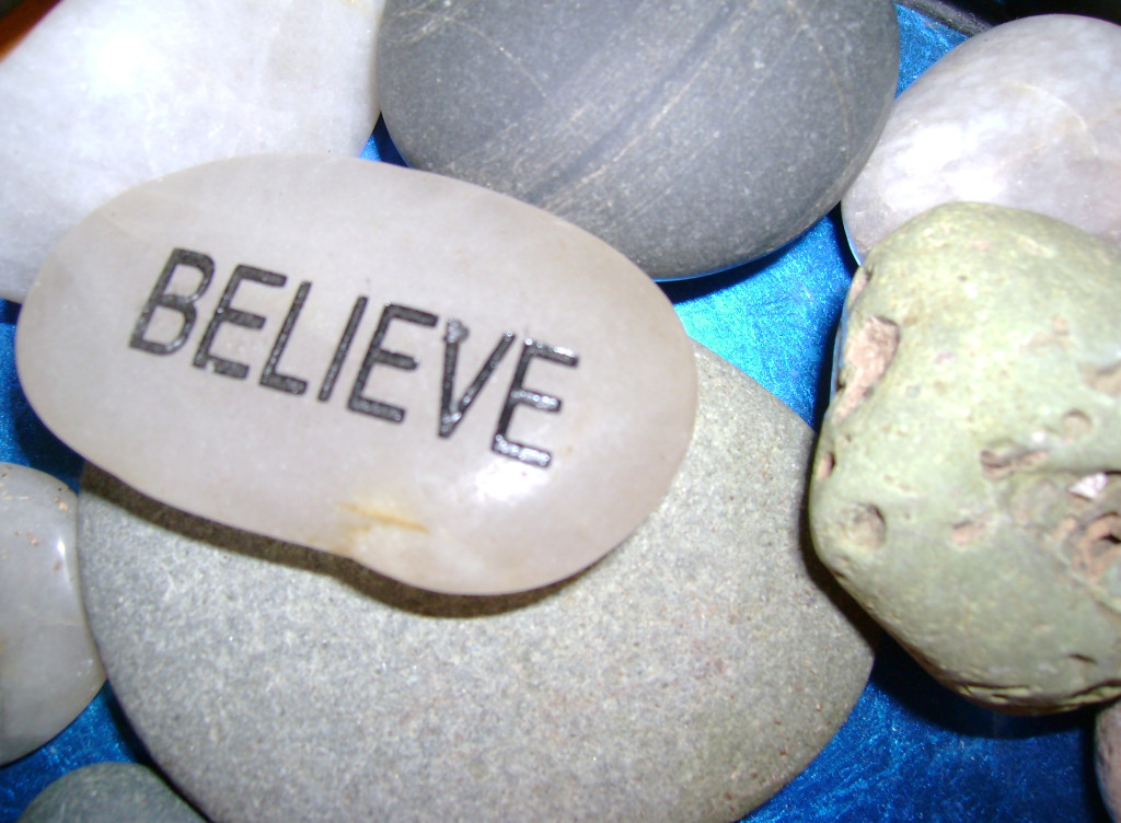 Don't Be Shaken By Bad News! Only Believe!