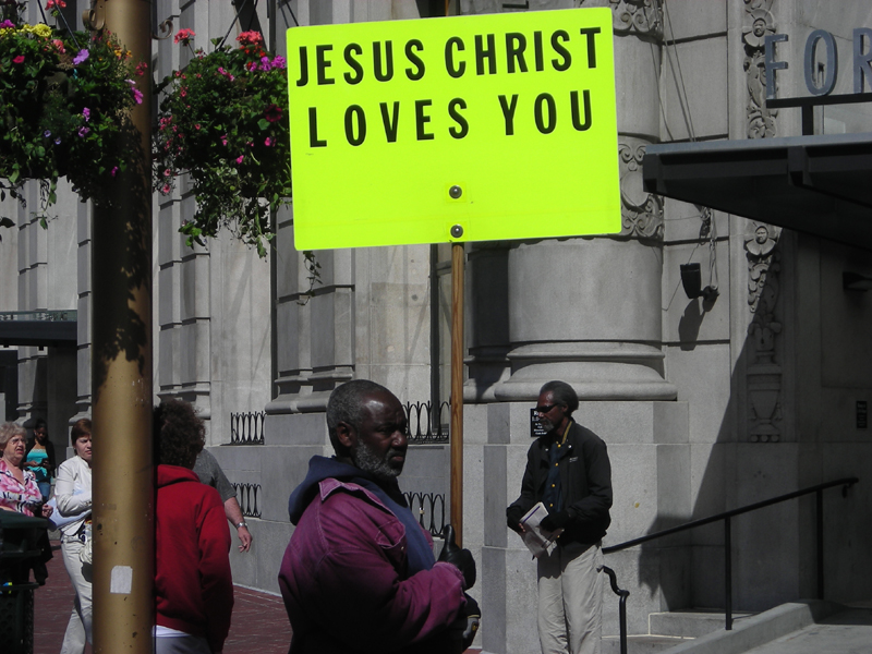 Why Don't We Evangelize? - We Do Not Love Others As Ourselves