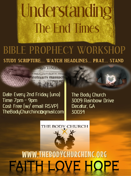 Understanding The End Times - Workshop